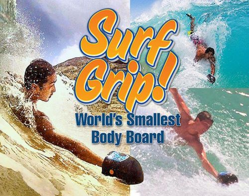 Surf-Grip Takes Body Surfing To The Next Level