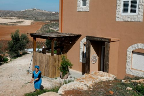 The Hypocrisy of Airbnb's West Bank Ban