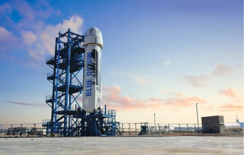 Blue Origin Space Trip Tickets Could Cost Up To $300,000