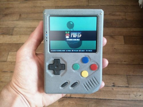 Cool Things: RetroStone Ultimate RetroGaming Console