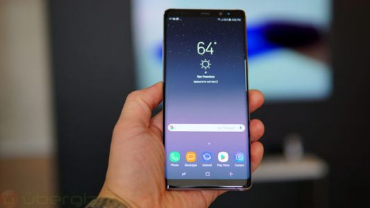 Samsung Launches Note 8 Upgrade Program Aimed At iPhone Users