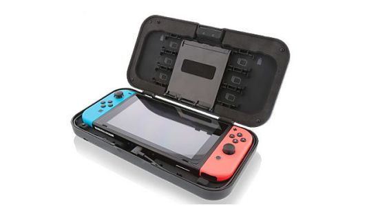 Nyko Launches Portable Power Shell Case for Nintendo Switch