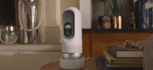Lighthouse uses AI and voice command in its home security camera