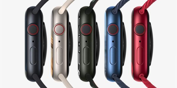 Apple Watch Series 7 shipping estimates quickly slip to November