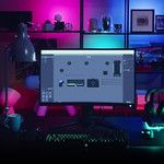 Philips and Razer team up to bring smart RGB lighting to the next level