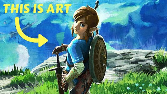 """8 Games That Could Be Considered """"Art"""""""