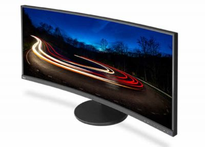 NEC MultiSync EX341R Curved Ultrawide QHD Display Unveiled From $999