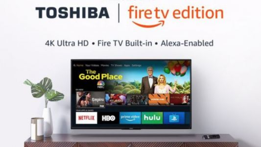 Amazon TV deal: save on the Toshiba Fire TV and receive a free Echo Dot