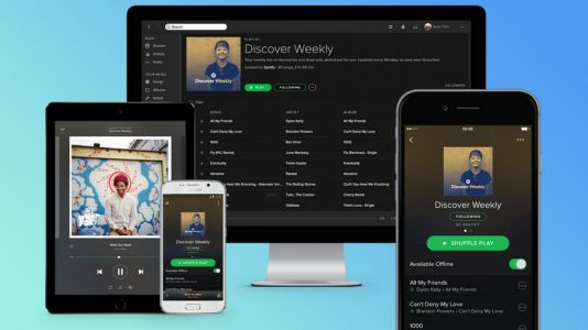 Spotify's first piece of hardware may be on the horizon