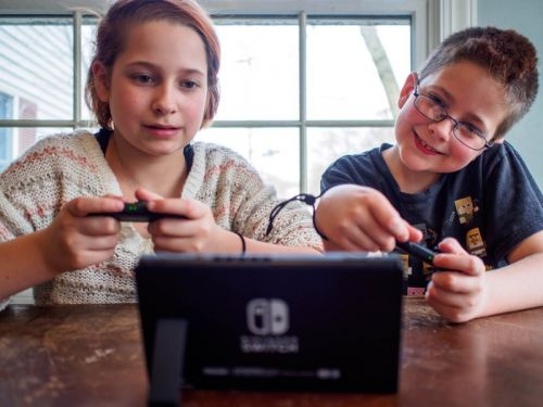 Best Nintendo Switch games to share with your family