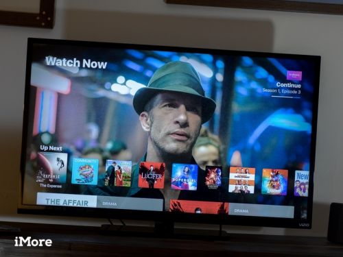 How to use the TV app for Apple TV
