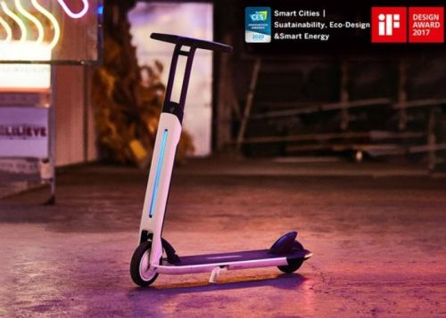 Segway Ninebot KickScooter Air T15 electric scooter