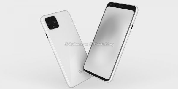 Latest Pixel 4 leaks show off smaller phone, screen protectors w/ large cutout