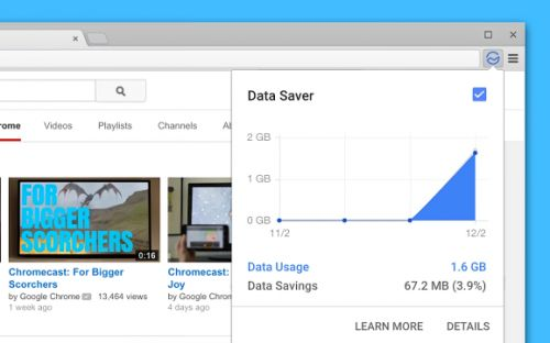 Google kills Chrome's Data Saver extension
