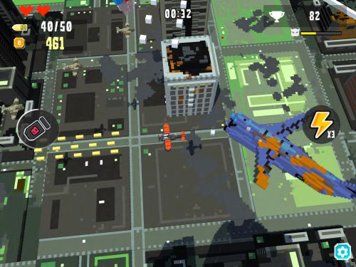 'Aero Smash' Review - Fly Your Way Across Voxel Battlegrounds for the High Score