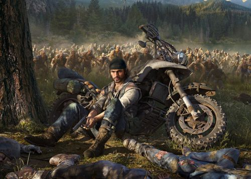 Days Gone launches April 26th 2019