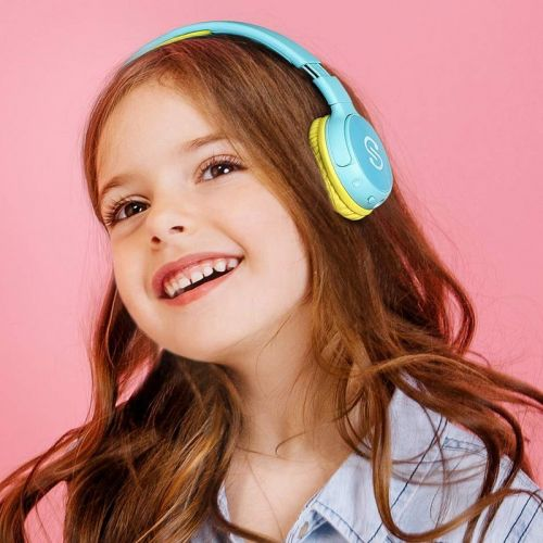 These discounted Bluetooth headphones were made to protect kids' hearing