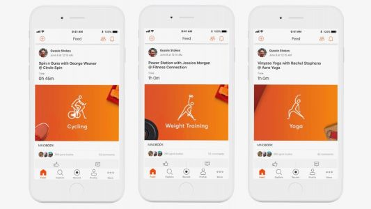 Strava and MINDBODY team up to integrate fitness class booking with athlete feeds