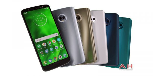Moto G6 Plus leaks out in several colors as Moto G6 family codenames are revealed