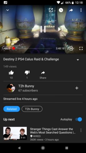 Playback Speed Controls Are Now Part Of YouTube Gaming