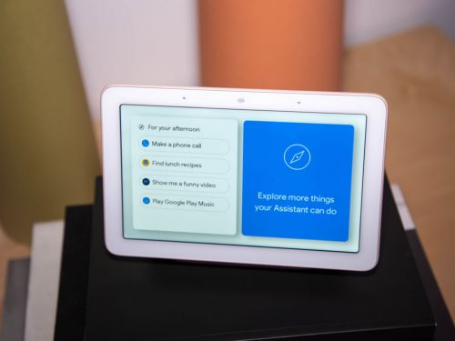 Google Home Hub-Under the hood, it's nothing like other Google smart displays