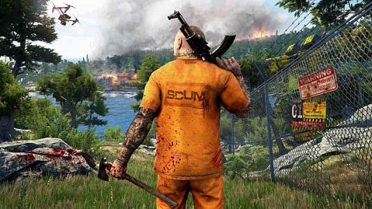 SCUM Preview: The Most Realistic Open-World Survival Yet