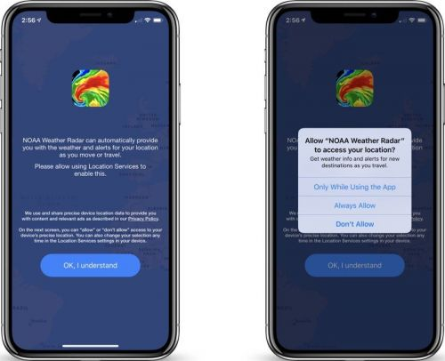Dozens of iPhone Apps 'Constantly' Sending Location Data to Data Monetization Firms