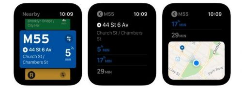 Transit is back on Apple Watch after two years away