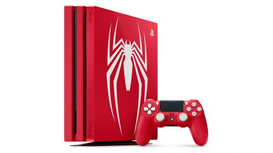 Spider-Man edition PS4 Pro swings into San Diego Comic-Con