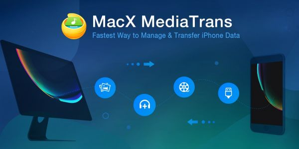 MacX MediaTrans Giveaway - the Easiest iTunes Alternative to Transfer Data