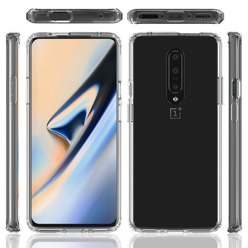 OnePlus 7 Design Shown Again Thanks To Leaked Cases