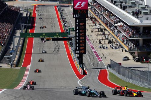 Mercedes shows off where the sausage is made on F1 race weekend