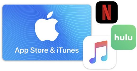 Deals: Shop the Latest iTunes Gift Card Deals and Apple's Big Holiday iTunes Movies Sale