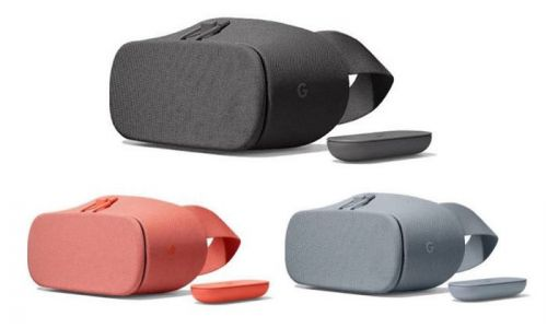 New Google Daydream View Leaked