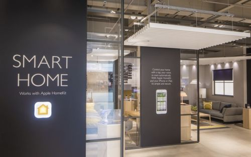 Apple Partners With UK's John Lewis for HomeKit Showcase In New Department Store