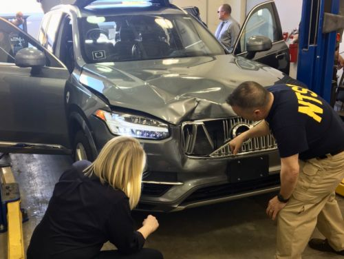 Uber shuts down Arizona testing after March self-driving death