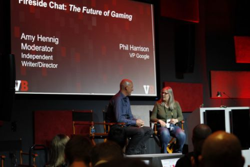 Google Stadia's Phil Harrison: Cloud-based gaming will be a difficult but 'fundamental shift'