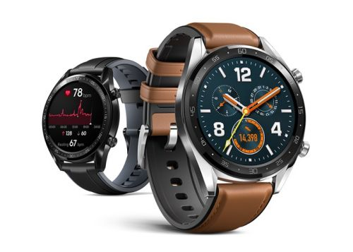 Huawei Watch GT smartwatch gets official