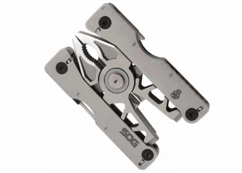 SOG Sync II Pocket Multitool Now Available For $80