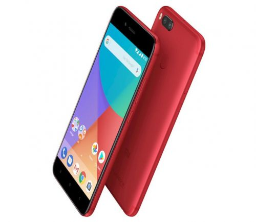 Xiaomi Mi A1 Special Edition Red Variant Launches In India