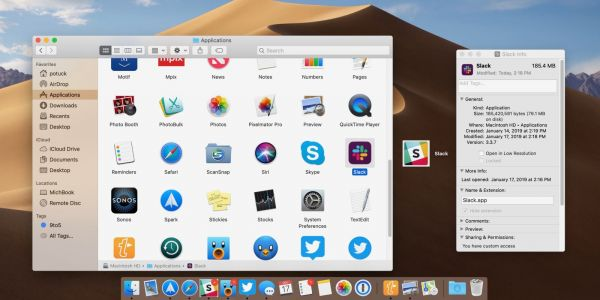 How to change Mac app icons