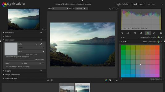 Free Lightroom alternative Darktable comes to Windows
