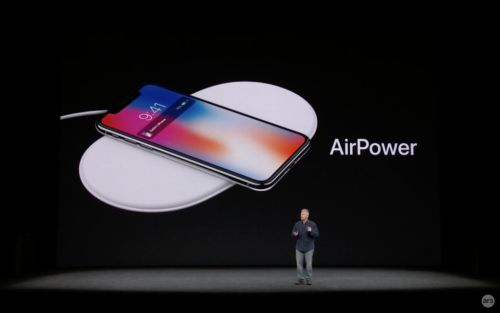 Reduce the cords, charge your Apple devices together with AirPower in 2018