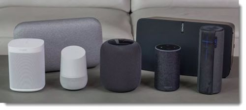 Looking Forward: Google Home, Amazon Echo & Home Assistants