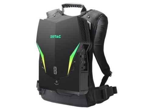 ZOTAC VR Go 3.0 wearable PC enters third generation