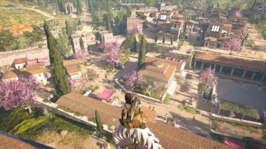I played 11 Assassin's Creed games in 11 years, and Odyssey made them all worth it