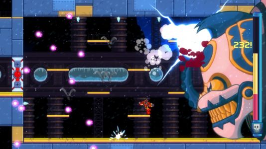Mega Man-inspired roguelike 20XX coming to Switch, PS4, and Xbox One