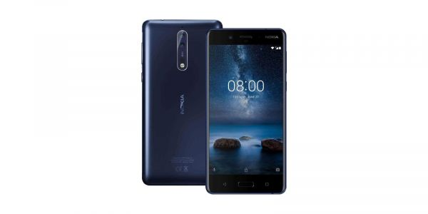 Nokia 8 gets Android 9 Pie update, lacking features such as Adaptive Battery, app actions