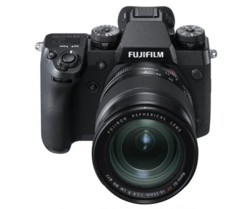 Fujifilm X-H1 Mirrorless Camera Officially Announced