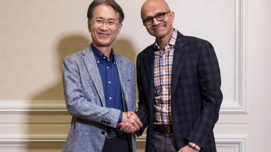 Microsoft and Sony to collaborate on game-streaming technology together